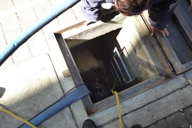 Lavado y desinfecci n de tinacos y cisternas for Cisterna de agua precio